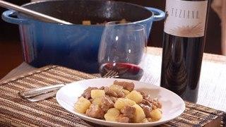 Recetas con maridaje de vinos