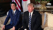 Report: Trump Discussed Sheldon Adelson's Casino Project With Japanese PM Shinzo Abe