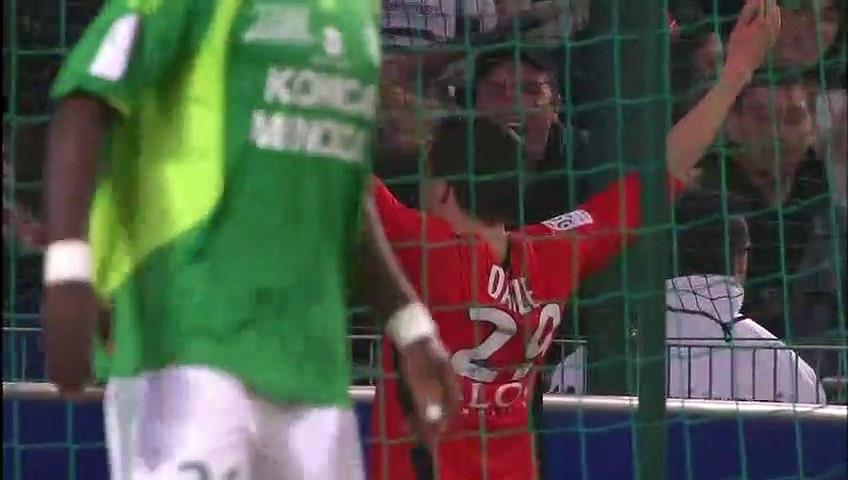 11/04/09 : Romain Danzé (50') : Rennes - Saint-Étienne (1-0)