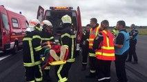 Le Magazine du Cap d'Agde - EXERCICE SECURITE CIVILE AEROPORT BEZIERS - CAP D'AGDE