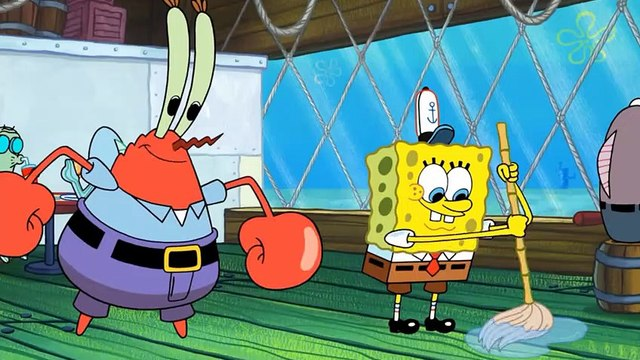 SpongeBob SquarePants - S10E19 - Safe Deposit Krabs wmv
