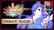 Brave Frontier : The Last Summoner - Trailer cinématique