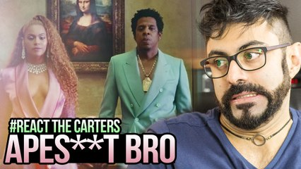 REAGINDO a APES--T - THE CARTERS