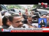Ratna Sarumpaet Jalani Pemeriksaan Kejiwaan