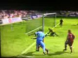Coup franc ronaldinho FIFA 08 PES 08 PS3