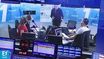Matthieu Noël décrypte à sa façon la matinale de Nikos Aliagas : la Ligue des champions des News