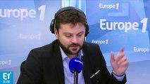 """EXCLU EUROPE 1 - Michel Houellebecq : """"Mes livres peuvent rendre inaptes à la vie"""""""