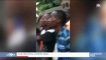 Dakar : À l'image de Mamoudou Gassama, un homme vient en aide à une jeune fille à deux doigts de tomber d'un immeuble - Vidéo