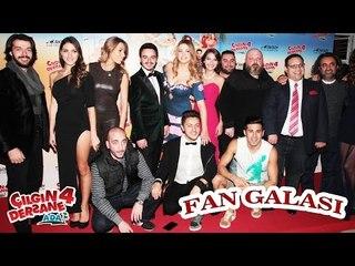 Çılgın Dersane 4:ADA Fan Galası Görüntüleri