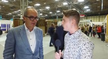 Meeting Kevin McCloud From Grand Designs!
