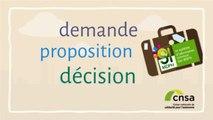 Demande, proposition, décision : 3 notions clés du cycle d'une demande à la MDPH