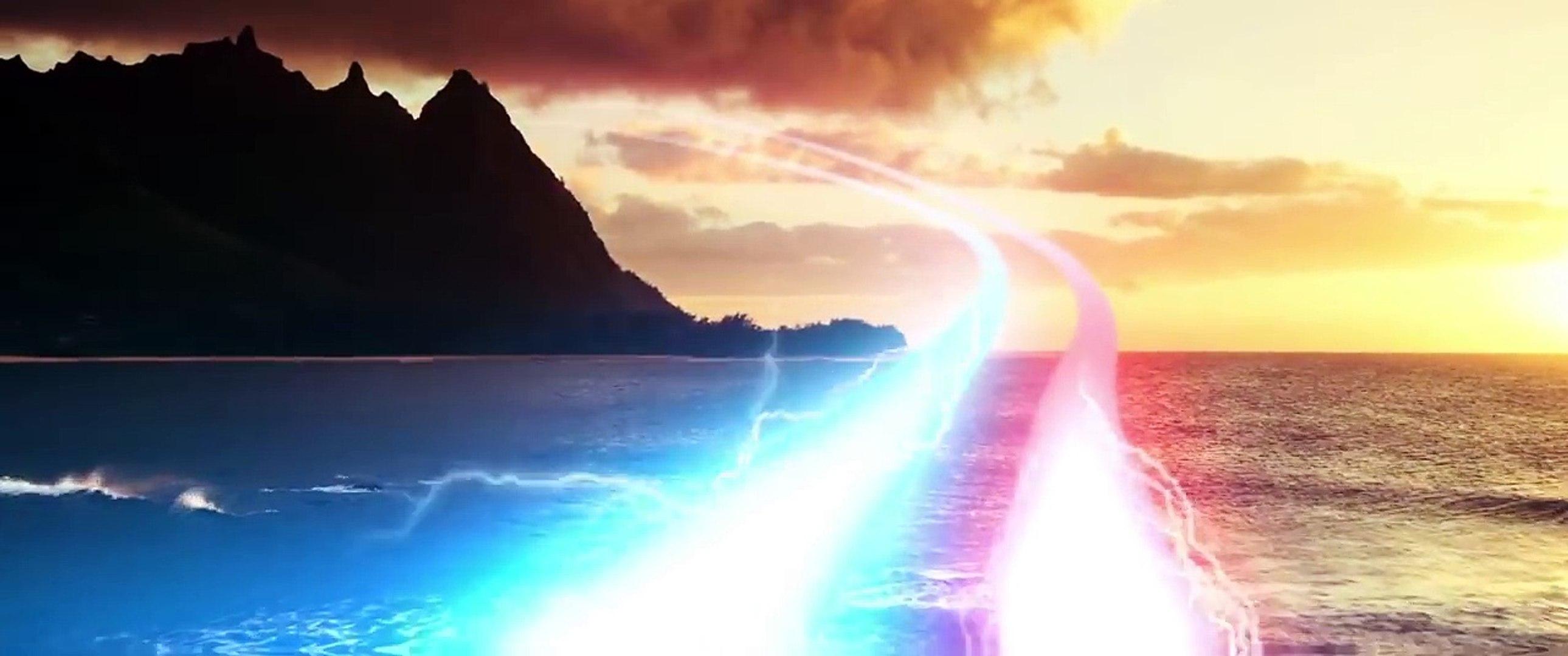 Power Rangers X Street Fighter - Court métrage Power Rangers Legacy Wars