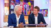 """Patrick Sébastien brosse un portrait des hommes politiques, """"obligés de verser dans une malveillance pour y arriver"""" - VIDEO"""