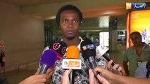"""Un joueur du Bénin : """"Je ne connais aucun de vos joueurs"""""""