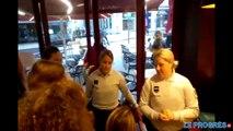 """La police de Bourg-en-Bresse """"paye le café"""""""