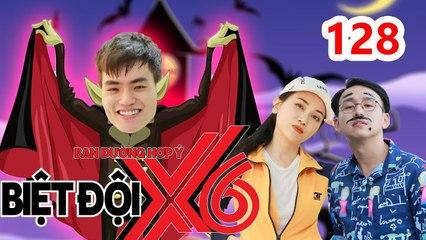 BIỆT ĐỘI X6 - BDX6 #128 - Tino bất ngờ 'TỐ' Quang Bảo dạy MC dở - Sĩ Thanh trổ tài ném bowling