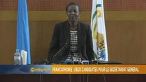 Francophine : Louise Mushikiwabo va t-elle succéder à Michaëlle Jean? [The Morning Call]