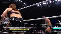 Io Shirai vs. Zeuxis - Second-Round Match- Mae Young Classic, Oct. 10, 2018