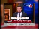 مرتضى منصور محامى احمد عز يهدد زينه على الهو