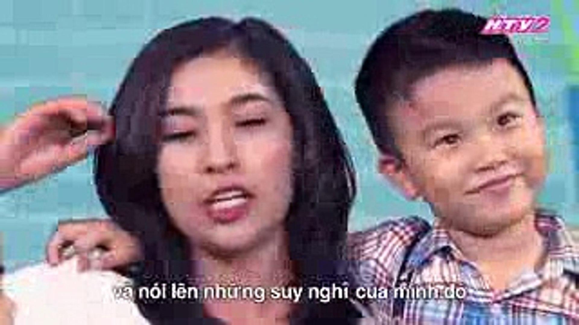 Bé biết tuốt Minh Khang  Dí dỏm đối đáp cùng mẹ trong Nhanh Như Chớp phiên bản Nhí tuyển sinh
