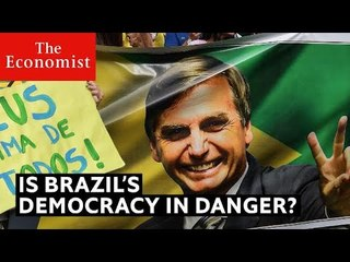 Why could Brazil's democracy be under threat?   The Economist