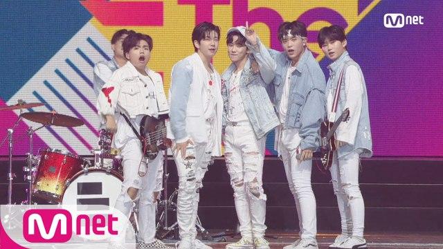 더 이스트라이트(TheEastLight.) - Never Thought(I′d Fall In Love)|KCON 2018 THAILAND × M COUNTDOWN