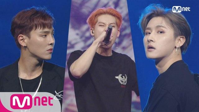 몬스타엑스(MONSTA X) 주헌(JOOHEON)&아이엠(I.M)&셔누(SHOWNU) - RUNWAY|KCON 2018 THAILAND × M COUNTDOWN