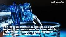 Un nanofiltre pour purifier l'eau 100 fois plus vite