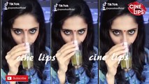 Vijay Tv Ponmagal Vanthal Serial Ayesha New Dubsmash Collections_In Cine lips