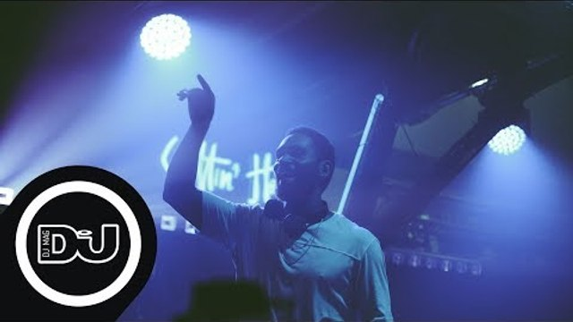 William Djoko Live from Cuttin' Headz Tobacco Dock London