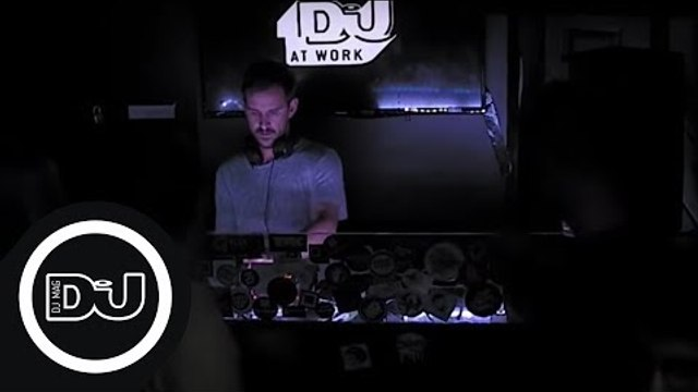 Reset Robot Live from DJ Mag at Work