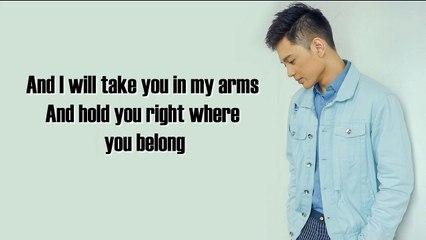 This I Promise You - Jeremy Glinoga cover (Lyrics)
