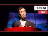 Incredible Robo-Lincoln Recreates Shockingly Lifelike Facial Expressions | SWNS TV