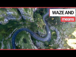 The UK's Best Driving Roads Have Been Revealed | SWNS TV