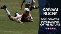 Junior tournament in Japan getting kids into rugby!