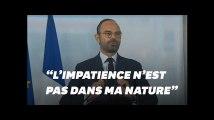 Sur le remaniement, Édouard Philippe a enchaîné les blagues au Havre