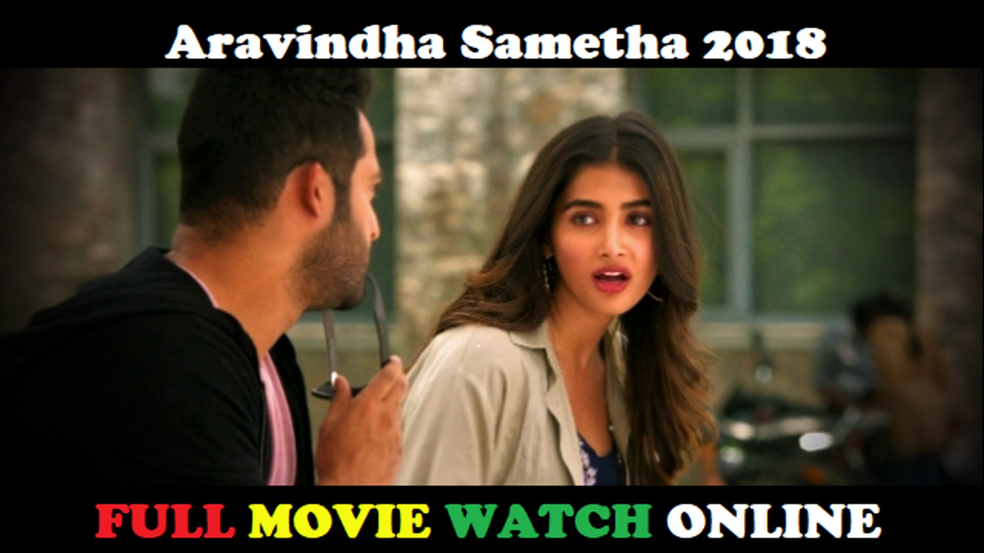 Aravindha Sametha 2018 Movie Watch Online