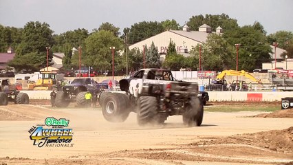 Indianapolis 4-Wheel Jamboree General Tire Freestyle Competition Highlights - 2018