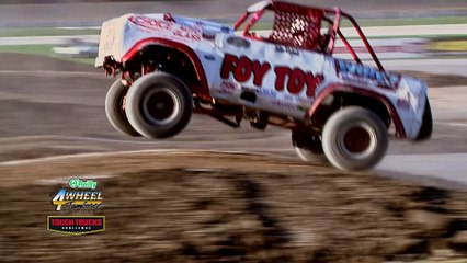 Indianapolis 4-Wheel Jamboree Tough Trucks Challenge Highlights - 2018