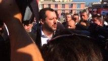 Salvini: con dl sicurezza più difficile fare furbi per migranti