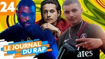 JDR #24 : RK numéro 1 du Top, Damso tease QALF, Sofiane et le 93 Empire, Koba LaD, Kaaris, Nekfeu...