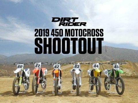 2019 450 MX Shootout