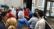 Suriyelilere Gelen Yardım Kolisi, Mahalleyi Karıştırdı: Suriyelilere Var da Bize Yok mu!
