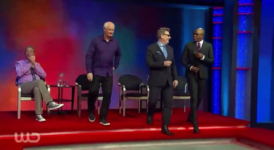 Whose Line Is It Anyway? - S 14 E 17 - Lance Bass