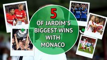 Leonardo Jardim was sacked by Monaco today with the club third from bottom of Ligue 1 Here we remember some of the better times