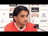 Zlatko Dalić Pre-Match Press Conference - Croatia v England - UEFA Nations League