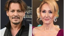 Johnny Depp Claims JK Rowling 'Knows' He Was 'Falsely Accused'