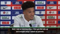 Jadon Sancho has the world at his feet