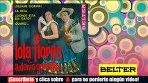 Lola Flores y Antonio Gonzalez - Donde Esta el Gato (E.P.)