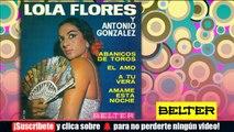 Lola Flores y Antonio Gonzalez - Abanicos de Toros (EP)